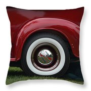 Cool Chevy Pickup  Throw Pillow
