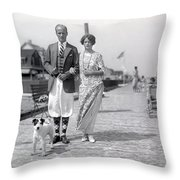 Cool Duds  Throw Pillow