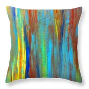 Cool It Throw Pillow