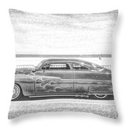 Cool Stance Throw Pillow by Thomas  MacPherson Jr