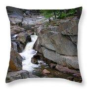 Coos Canyon 1558 Throw Pillow