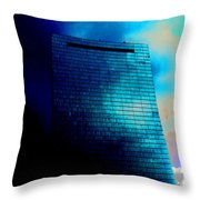 Copley Square Throw Pillow