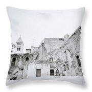Coptic Jerusalem Throw Pillow