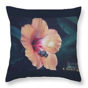 Coqui  Throw Pillow