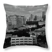 Coral Gables Throw Pillow