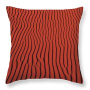 Coral Pink Sand Dunes State Park Ut Usa Throw Pillow