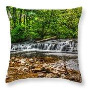 Corbett's Glen Waters Throw Pillow