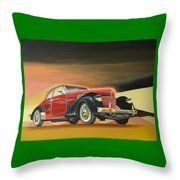 Cord 812 Throw Pillow
