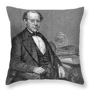Cornelius V Throw Pillow