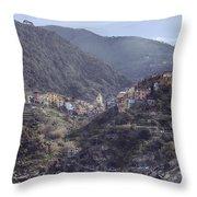 Corniglia Throw Pillow