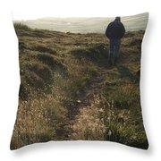 Cornwall Rambler One Throw Pillow