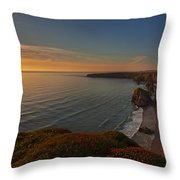 Cornwall  Throw Pillow