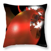 Corporation By Jammer Throw Pillow