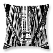 Corporatocracy Throw Pillow by Az Jackson