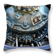 Corsair R2800 Radial Throw Pillow