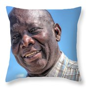 Cortright Aged Throw Pillow
