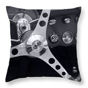 Corvette Classic Throw Pillow