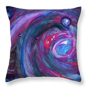 Cosmic Activity 15 Throw Pillow