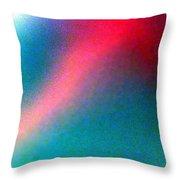 Cosmic Dust 1 Throw Pillow