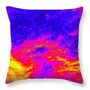 Cosmic Series 005 Throw Pillow