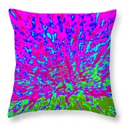 Cosmic Series 014 Throw Pillow