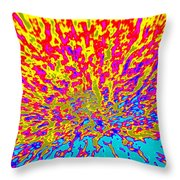 Cosmic Series 015 Throw Pillow
