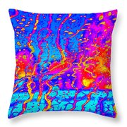 Cosmic Series 017 Throw Pillow