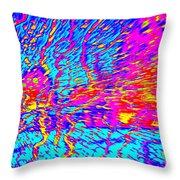 Cosmic Series 021 Throw Pillow