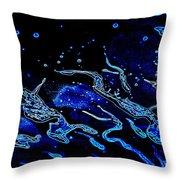 Cosmic Series 024 Throw Pillow