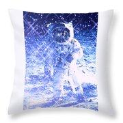 Cosmic Wonders Throw Pillow