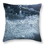 Cosmos 011 By Jammer Throw Pillow