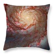 Cosmos 9 Throw Pillow