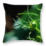 #cosmos Throw Pillow