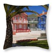 Costa Nova Portugal Throw Pillow