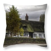 Cottage 2 Throw Pillow
