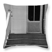 Cottage 5 Stair Steps Home Throw Pillow