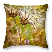 Cotten Grass Throw Pillow