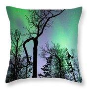 Cottonwood Aurora Throw Pillow