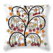 Could Refrain Throw Pillow
