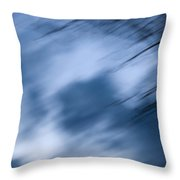 Coulds Iv Throw Pillow