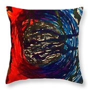 Countertransference Throw Pillow