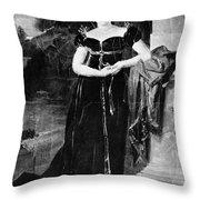 Countess Marie L Throw Pillow
