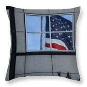 Counting  Stars Throw Pillow by Rene Triay Photography