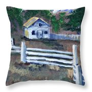 Country Charmer Throw Pillow