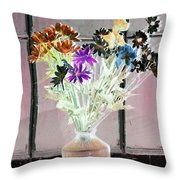 Country Comfort - Photopower 453 Throw Pillow