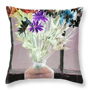 Country Comfort - Photopower 454 Throw Pillow