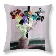 Country Comfort - Photopower 464 Throw Pillow