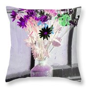Country Comfort - Photopower 475 Throw Pillow