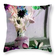 Country Comfort - Photopower 481 Throw Pillow