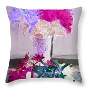 Country Comfort - Photopower 486 Throw Pillow
